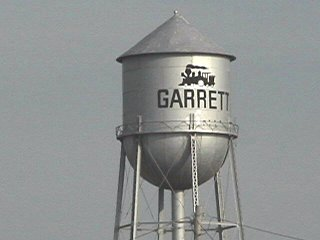 Garrett Water Tower